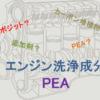 【究明】エンジン洗浄剤の効果